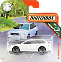 '94 Audi RS2 90 Avant 8C or C5 RS6 2004 Matchbox MB696 MBX Road Trip #14 2018