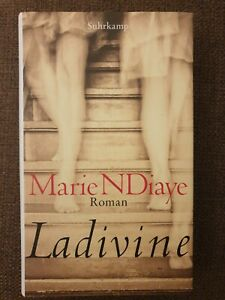 Ladivine von Marie NDiaye, gebundene Ausgabe, suhrkamp, Buch