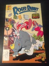 Roger Rabbit#13 Incredible Condition 9.2(1991) Rhino Rampage!!