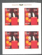 Ireland-Christmas 2012 mnh(2145)-Seasonal Christmas-block of 4