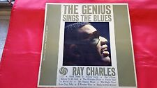 LP 33 g - RAY CHARLES - THE GENIUS SINGS THE BLUES - USA -