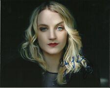 EVANNA LYNCH SIGNED HARRY POTTER PHOTO UACC REG 242 FILM AUTOGRAPHS (2)