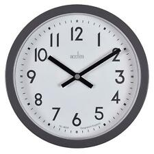 Acctim Radon 20cm Wall Clock For Home / Office / Kitchen / Study / Conservatory