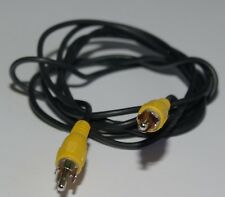 Câble RCA composite mâle/mâle 2m