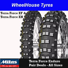 Mitas Terra Force Enduro - Motorcycle Tyre Pair Deal