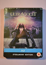 Ultraviolet Steelbook Bluray UK Edition Region Free New and Sealed