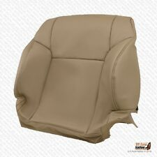 2005 2006 Toyota 4Runner Limited PASSENGER Side Lean Back Leather Cover Tan