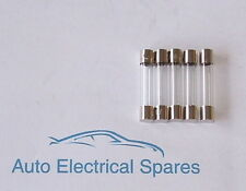 CLASSIC CAR glass fuse 32mm x 6.3mm 3 amp x 5 for LUCAS 4FJ 6FJ 7FJ fuse box