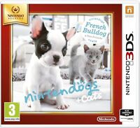 Nintendogs & Cats French Bulldog and New Friends For UK / EU 3DS (New & Sealed)