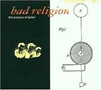 "BAD RELIGION ""THE PROCESS OF BELIEF"" CD NEU !!!!"