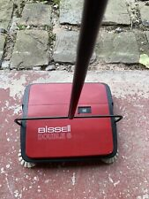 Bissell Double 8 Carpet Sweeper