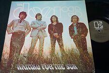 THE DOORS Waiting For The Sun / German LP 1968 gold Label ELEKTRA EKS-74024