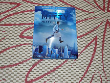 THE SECRET LIFE OF WALTER MITTY, BLU-RAY & DVD COMBO PACK WITH SLIP CASE