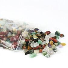 50G Natural Mix Quartz Crystal Mini Stone Rock Chips Specimens Healing 9-15mm