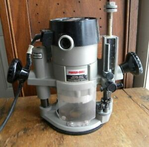 Heavy Duty Porter Cable Plunge Router 6931 w/ Base 6902 Type 5 Model & Guide