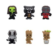 Guardians of the Galaxy Characters Set of 6 Fridge Magnets