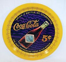 1903-1978  75th ANNIVERSARY COCA COLA PADUCAH BOTTLING COMPANY INC TRAY NOS