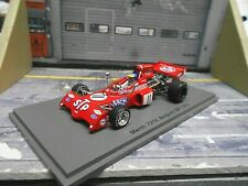 F1 MARCH 721X Ford Cosworth STP 1972 GP Belgium #11 Peterson Vick Spark 1:43
