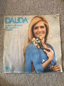 Dalida Le Temps Des Fleurs Vinyl Album