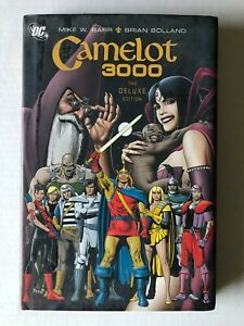 Camelot 3000 Deluxe Edition Hardcover HC/Graphic Novel Mike Barr DC Comics 2008