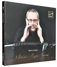 Scarlatti Haydn Sonatas - Boris Lenko - Accordion transcription of piano sonatas