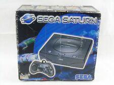 Sega Saturn Console Boxed