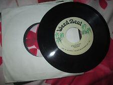 TEK-vie – Roller Skate Label: WEED BEAT – WB 126 7 in (environ 17.78 cm) VINYL SINGLE