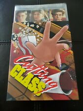 Cutting Class Bluray Limited Edition Vinegar Syndrome W/ Slipcover OOP RARE NEW