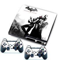 BAT Partner for PlayStation 3 PS3 Slim 2 Controller Awsome Custom Stickers Skins