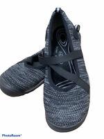 Keen Hush Knit MJ CNX Women Size 7 Mary Jane Comfort Walking Shoe Flats Unworn