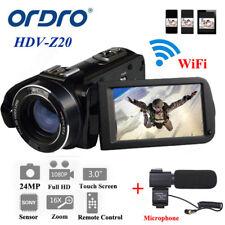 "Ordro hdv-z20 3.0 "" LCD Digital HD 1080P 24MP Video Kamera Camcorder 16×Zoom W"