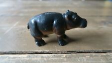 Vintage Aaa Hippo Figure Animal 3""