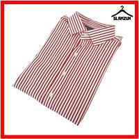 Polo Ralph Lauren Mens Regent Classic Fit Shirt 17.5 / 35 Striped Long Cotton