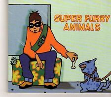 (GC444) Super Furry Animals, Play It Cool  - 1997 CD