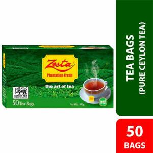 ZESTA CEYLON GREEN TEA 100% NATURAL