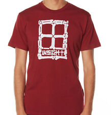 Insight Old Scars Tee (L) Beet 311331-2280-L