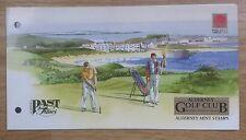 MINT STAMPS: ALDERNEY Golf Club, attrezzature, attraverso i secoli: 2001, MNH