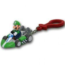 NINTENDO - Mario Kart Wii Schlüsselanhänger/keychain Luigi - NEU - NEW