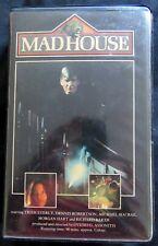 MADHOUSE MEDUSA PRE CERT BIG BOX EX RENTAL VHS VIDEO NASTY PAL DPP39 *3 UNCUT!