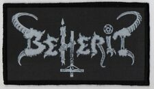 BEHERIT PATCH / SPEED-THRASH-BLACK-DEATH METAL
