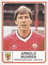 Panini Football 1984 - Arnold Muhren - Manchester United - # 159