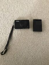 Canon Power Shot S95 Digital Camera with charger - Black