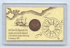 1808 East India Co X Cash Coin (#1120) Nice Coin Shipwreck of the Admiral Gardne