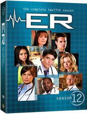 ER: COMPLETE TWELFTH SEASON (6PC) / (WS) - DVD - Region 1