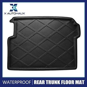 Non-Skid Rear Trunk Tray Boot Liner Rubber Cargo Floor Mat for BMW X3 2011-2016