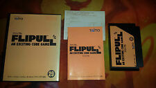 FLIPULL TAITO AN EXCITING CUBE GAME FAMICOM NES JAP JP JPN ENVÍO 24/48H