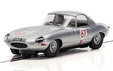 Scalextric Jaguar E-Type Nürburgring 1000KM 1963 1:32 slot car C3952