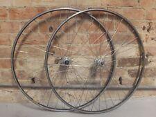 Vintage Mavic GP4 700c Tubular Wheels Mavic 501 Hubs Retro Road Bike Eroica