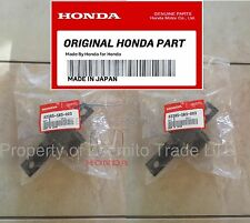 Honda Acura Civic Integra CRX CRV REAR TRAILING ARM BUSH PAIR GENUINE OEM NEW