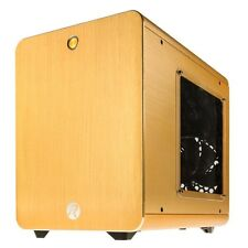 Raijintek Metis ITX Gaming Case - Gold USB 3.0